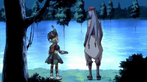 Аниме - Anime - .хак//Вернувшийся - .hack//G.U. Returner [2007]