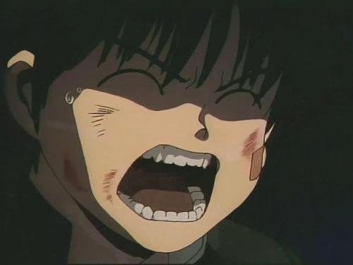 Аниме - Anime - 3 X 3 Eyes - 3x3 глаза [1991]