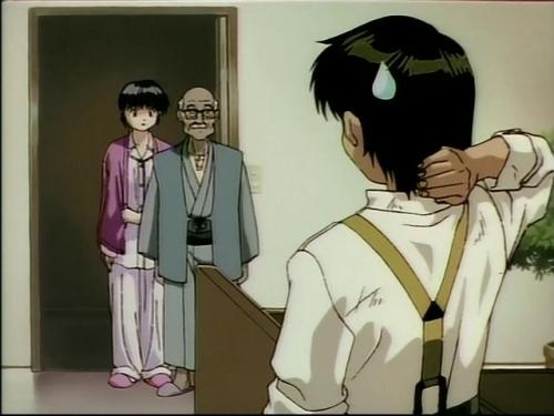 Аниме - Anime - 3x3 Eyes: Legend of the Divine Demon - 3х3 глаза: Сказание Сэймы [1995]