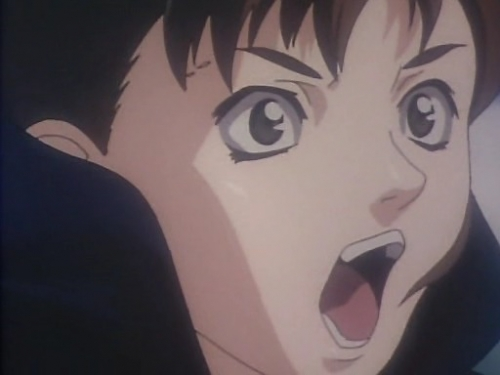 Аниме - Anime - A.D. Police: To Protect and Serve - Передовая полиция [ТВ] [1999]