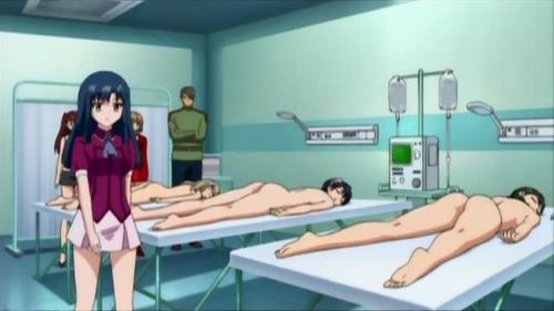 Аниме - Anime - AIKa R-16: Virgin Mission - Айка R-16 [2007]