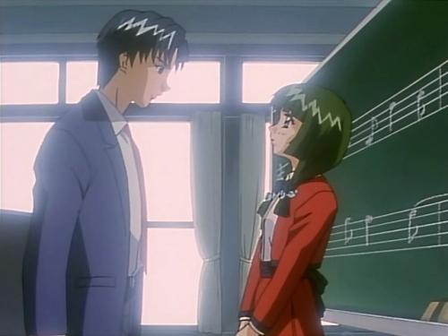 Аниме - Anime - A Girl in a Lower Grade - Какюсэй [ТВ] [1999]