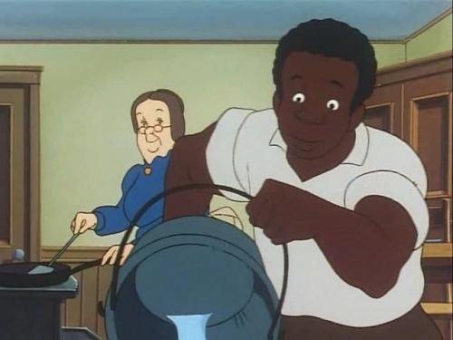 Аниме - Anime - Adventures of Tom Sawyer - Приключения Тома Сойера [1980]