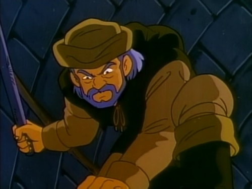 Аниме - Anime - After the Man in the Iron Mask! (from the Tale of D'Artagnan) - Три мушкетера (пайлот) [1987]