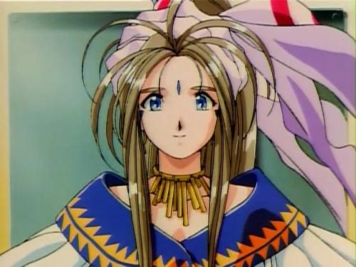 Аниме -             Anime - Ah! My Goddess OVA - Моя богиня! OVA [1993]