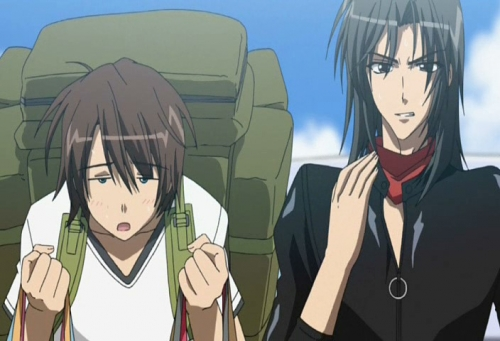 Аниме - Anime - Akane-Iro ni Somaru Saka OVA - Холм в багряных сумерках OVA [2009]