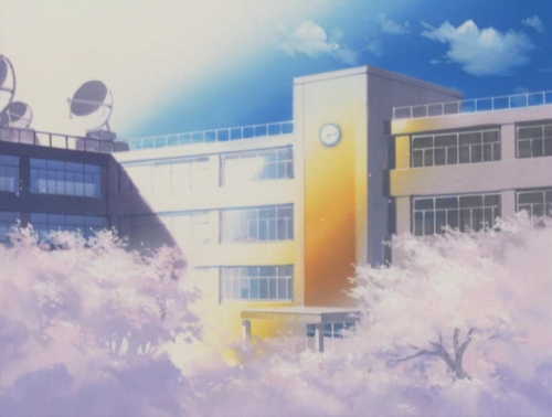 Аниме - Anime - Alien 9 - Чужой 9 [2001]