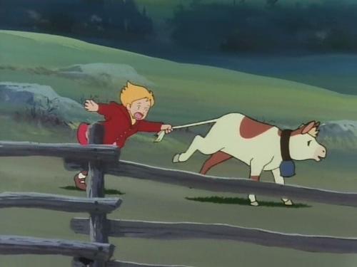 Аниме - Anime - Alps Stories: My Annette - Альпийская история: Моя Аннетт [1983]