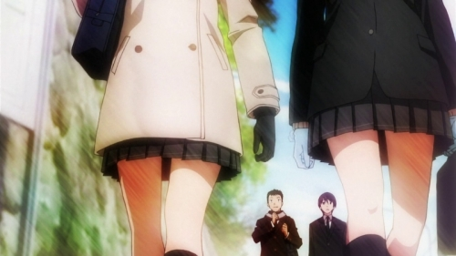 Аниме - Anime - Amagami SS - Амагами СС [2010]
