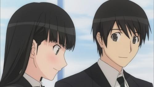 Аниме - Anime - Amagami SS Plus - Амагами СС [ТВ-2] [2012]