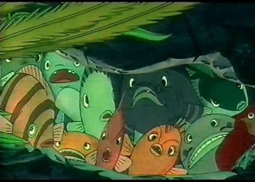 Аниме - Anime - Andersen's Children's Story: The Mermaid Princess - Принцесса подводного царства [1975]