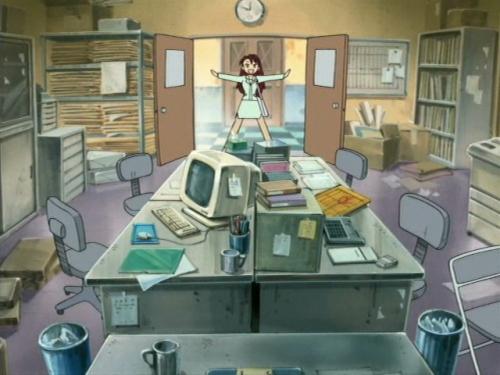Аниме - Anime - Animation Runner Kuromi-chan - Куроми работает над аниме [2001]