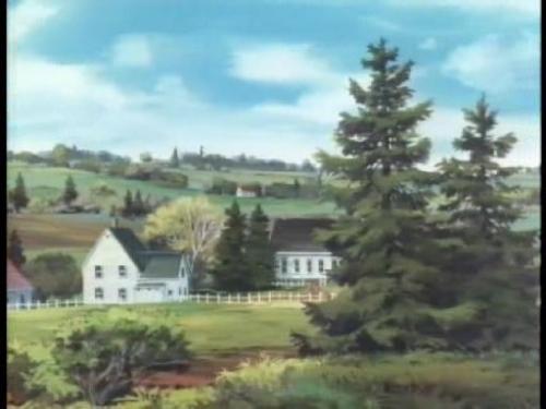 Аниме - Anime - Anne of Green Gables - Энн из Зеленых Крыш [1979]