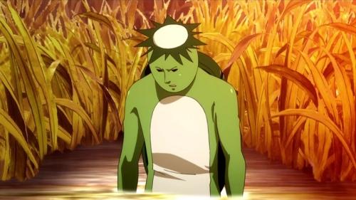 Аниме             - Anime - 荒川アンダー ザ ブリッジ - Arakawa Under the Bridge [2010]