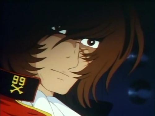 Аниме - Anime - Arcadia of My Youth - Аркадия моей юности - Фильм [1982]