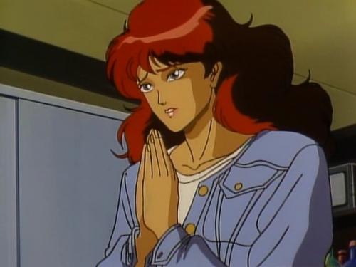 Аниме - Anime - Ariel Visual - Ариэль OVA-1 [1989]