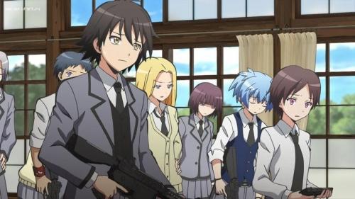 Assassination Classroom,Ansatsu Kyoushitsu,Класс Убийц