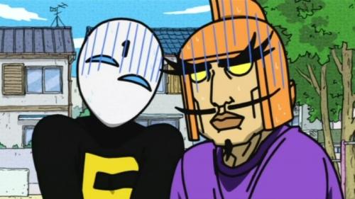 Аниме - Anime - Astro Fighter Sunred - Tentai Senshi Sunred [2008]