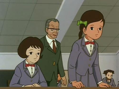 Аниме - Anime - Attack No. 1 - Лучшая подача [ТВ] [1969]
