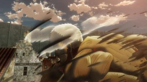 Аниме - Anime - Attack on Titan - Вторжение гигантов [2013]
