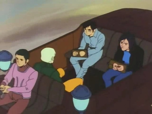 Аниме - Anime - Aura Battler Dunbine - Seisenshi Dunbine [1983]