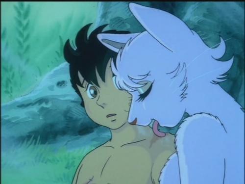 Аниме - Anime - Bagi, the Monster of Mighty Nature - Баги, Монстр Могучей Природы [1984]