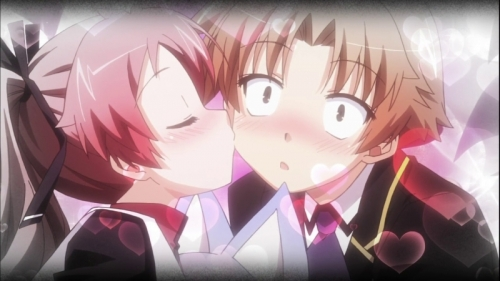 Аниме - Anime - Baka to Test to Shoukanjuu Ni! - Дурни, Тесты, Аватары [ТВ-2] [2011]