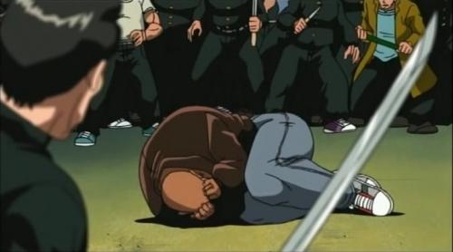 Аниме - Anime - Baki the Grappler - Боец Бакы [ТВ-1] [2001]