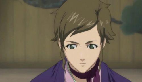 Аниме - Anime - Bakumatsu Kikansetsu Irohanihoheto - Борьба за власть времён бакумацу - никто не вечен