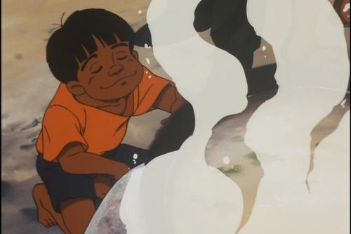 Аниме - Anime - Barefoot Gen 2 - Босоногий Гэн 2 [1986]