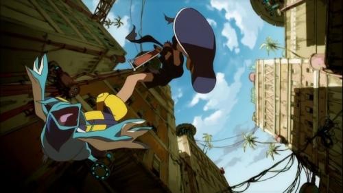 Аниме -             Anime - バスカッシュ! BASQUASH - Basquash! [2009]