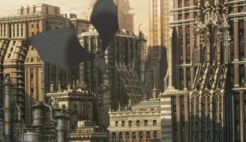 Аниме - Anime - Batman: Gotham Knight - Бэтмен: Рыцарь Готэма [2008]