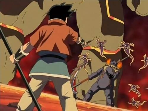 Аниме - Anime - Beet the Vandel Buster - Приключения короля Бита (первый сезон) [2004]
