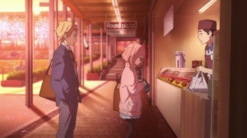 Аниме - Anime - Beyond the Boundary - За гранью [ТВ] [2013]