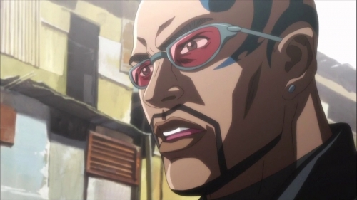 Аниме - Anime - Blade - Блэйд [2011]