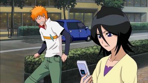 Аниме - Anime - Bleach: Memories of Nobody - Блич (фильм первый) [2006]