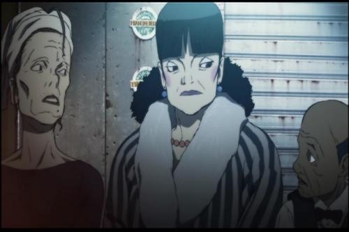 Аниме -             Anime - Blood: the Last Vampire - Кровь: Последний вампир [2000]