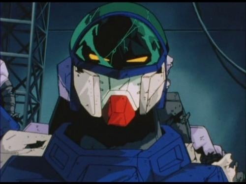 Аниме - Anime - Голубой метеор СПТ Лейзнер OVA - Aoki Ryuusei SPT Layzner OVA [1986]