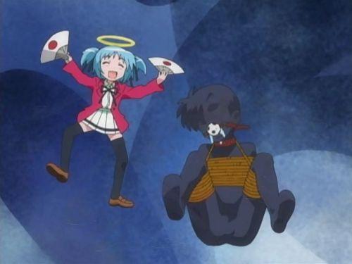 Аниме Bokusatsu Tenshi Dokuro-chan 2nd Series screen shot