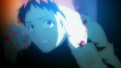 Аниме - Anime - Boundary of Emptiness: Paradox Spiral - Граница пустоты: Сад грешников