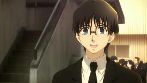 Аниме - Anime - Boundary of Emptiness: A Study in Murder (Part 1) - Граница пустоты: Сад грешников (фильм второй) [2007]