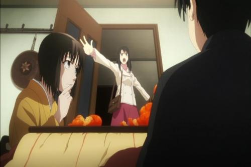 Аниме - Anime - Boundary of Emptiness: Oblivion Recorder - Граница пустоты: Сад грешников (фильм шестой) [2008]