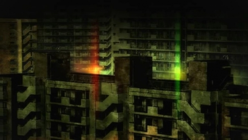Аниме - Anime - Boundary of Emptiness: Overlooking View - Граница пустоты: Сад грешников (фильм первый) [2007]