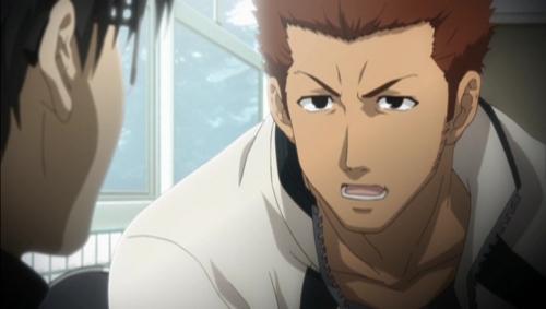 Аниме - Anime - Boundary of Emptiness: Remaining Sense of Pain - Граница пустоты: Сад грешников (фильм третий) [2008]