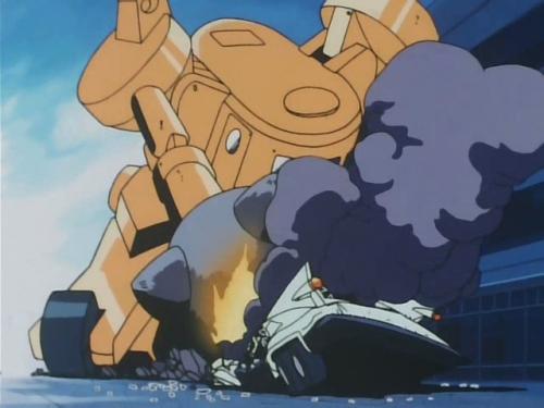 Аниме - Anime - Brave Express Might Gain - Yuusha Tokkyuu Might Gaine [1993]