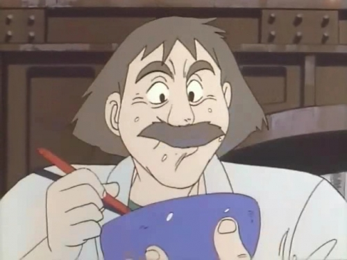 Аниме - Anime - Brave Hero of the Sun, Firebird - Огненная птица [1991]