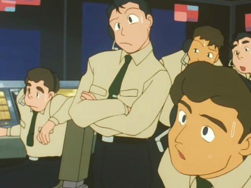 Аниме - Anime - Brave Police J-Decker - Джей-Декер: Храбрая полиция [1994]