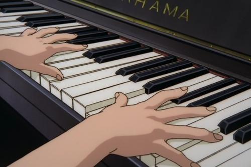 Аниме -             Anime - Capricious Orange Road: Summer's Beginning - Новые капризы             Апельсиновой улицы [1996]