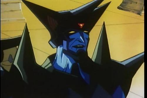 Аниме - Anime - Casshan: Robot Hunter - Новый человек Кассян OVA [1993]