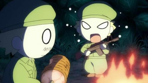 Аниме - Anime - Cat God - Nekogami Yaoyorozu [2011]